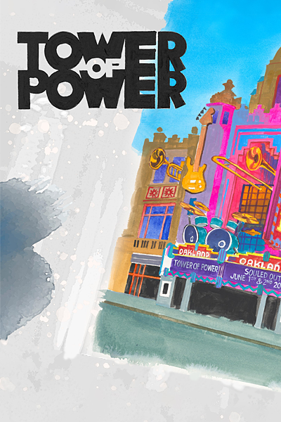 Tower of Power: 50 Years of Funk and Soul