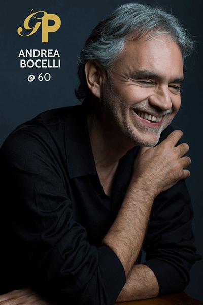 Andrea Bocelli @ 60