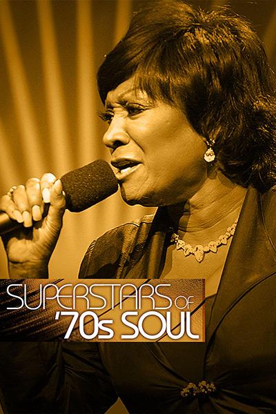 Superstars of '70s Soul