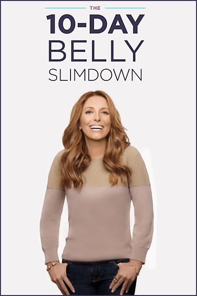 10-Day Belly Slimdown with Dr. Kellyann