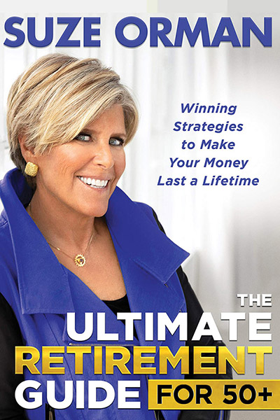 Suze Orman The Ultimate Retirement Guide for 50+