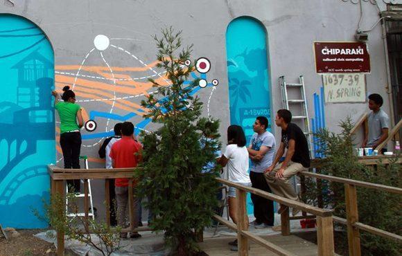 IMLab Youth Summer Workshop 2012. Photo | Courtesy UCLA IMLab.
