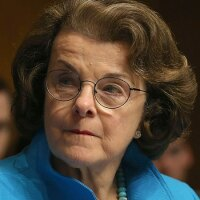 Dianne Feinstein Getty Images