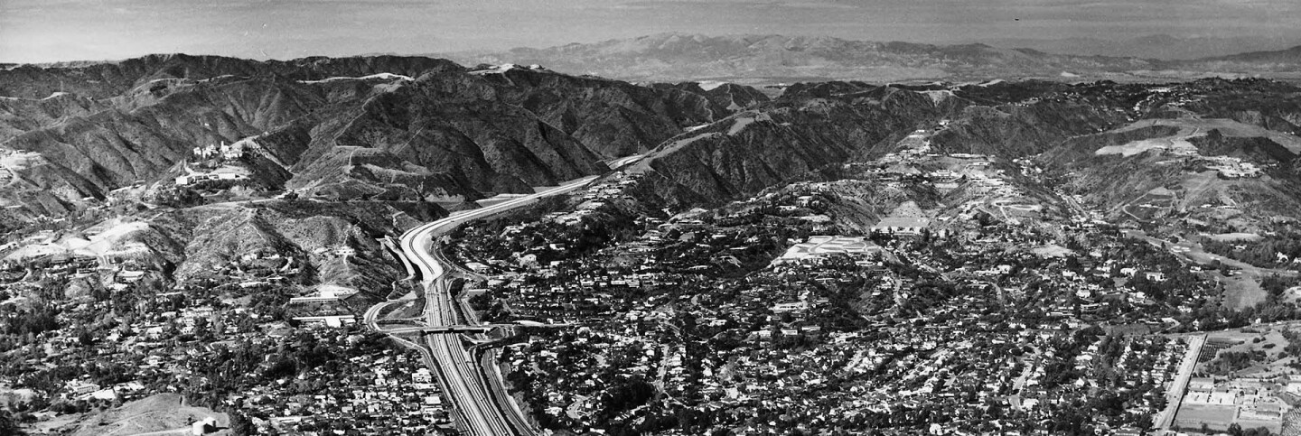 405 Freeway, Sepulveda Pass