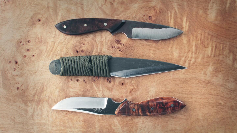 Carter blades