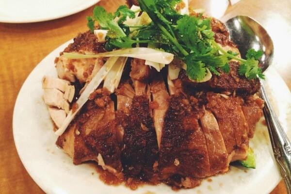 Shandong Chicken | Photo by Clarissa Wei