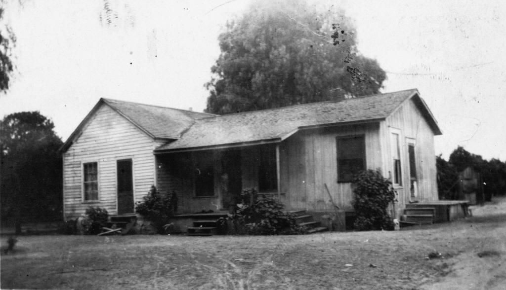 Polish farmhouse in Anaheim