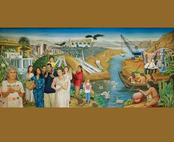 'Water, Essence of Life' | Eloy Torrez.