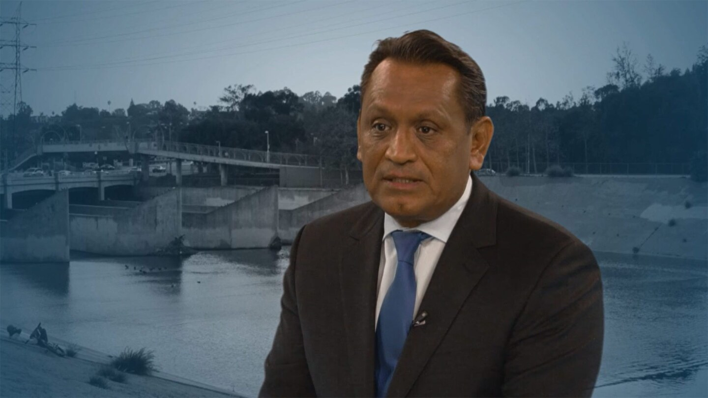 Thoughts on the River: Gil Cedillo