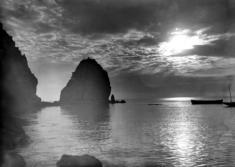 Moonlight over Avalon Bay, circa 1900