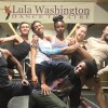 Dancers at the Lula Washington Dance Theatre