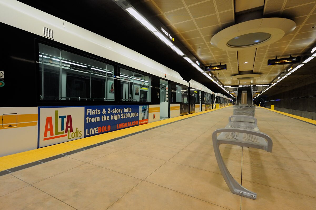 Mariachi Plaza Station   Tim Adams/Flickr