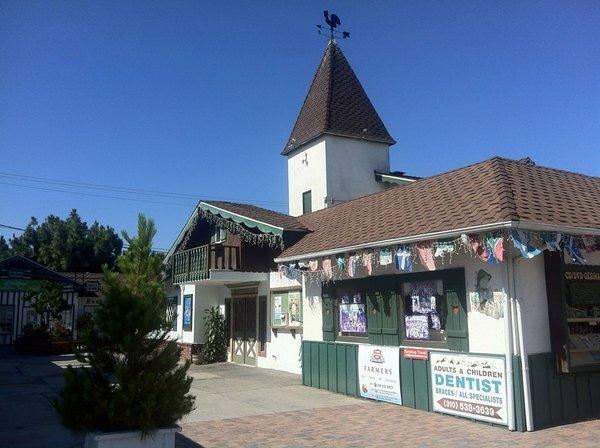 Alpine Village Klubhaus