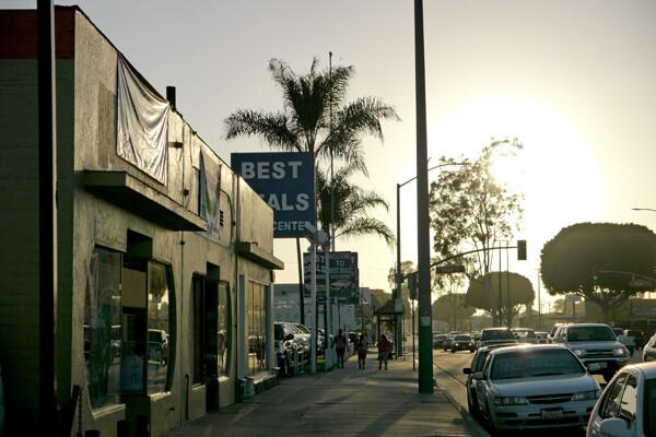 Garvey Avenue in South El Monte   Photo: Yosuke Kitazawa