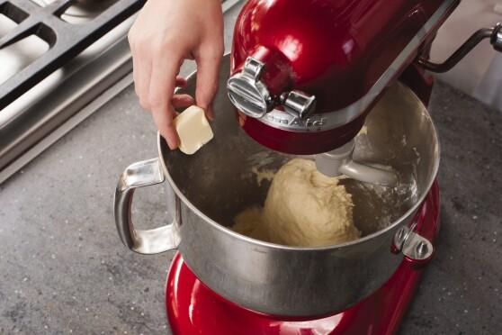 Japanese Milk Bread: Step 3