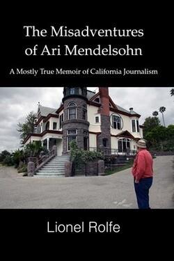 'The Misadventures of Ari Mendelsohn,' Boryanabooks, 2013
