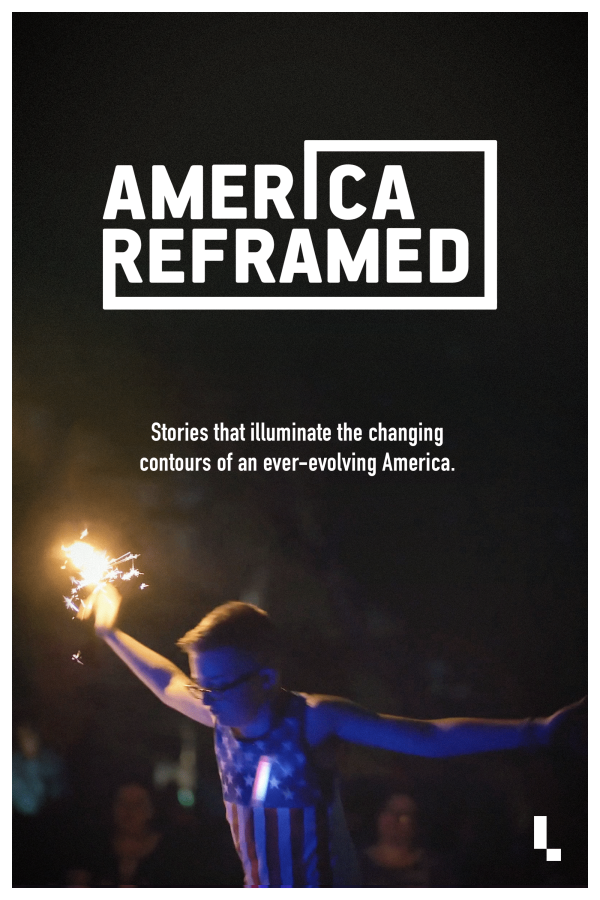 America ReFramed Show Poster