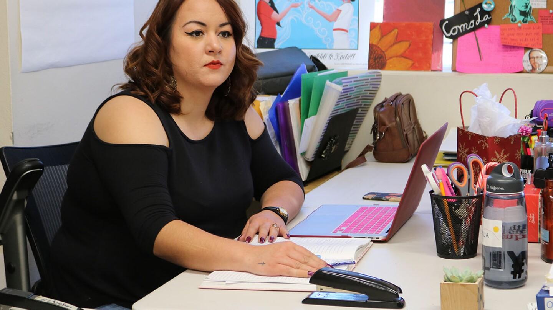 Lucy Herrera is helping change her Boyle Heights Community