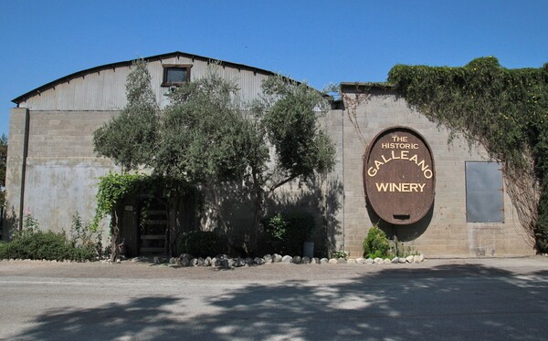The Historic Winery in what was once Wineville