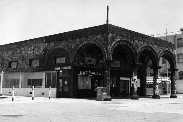 The Gas House, 1962 | Los Angeles Public Library