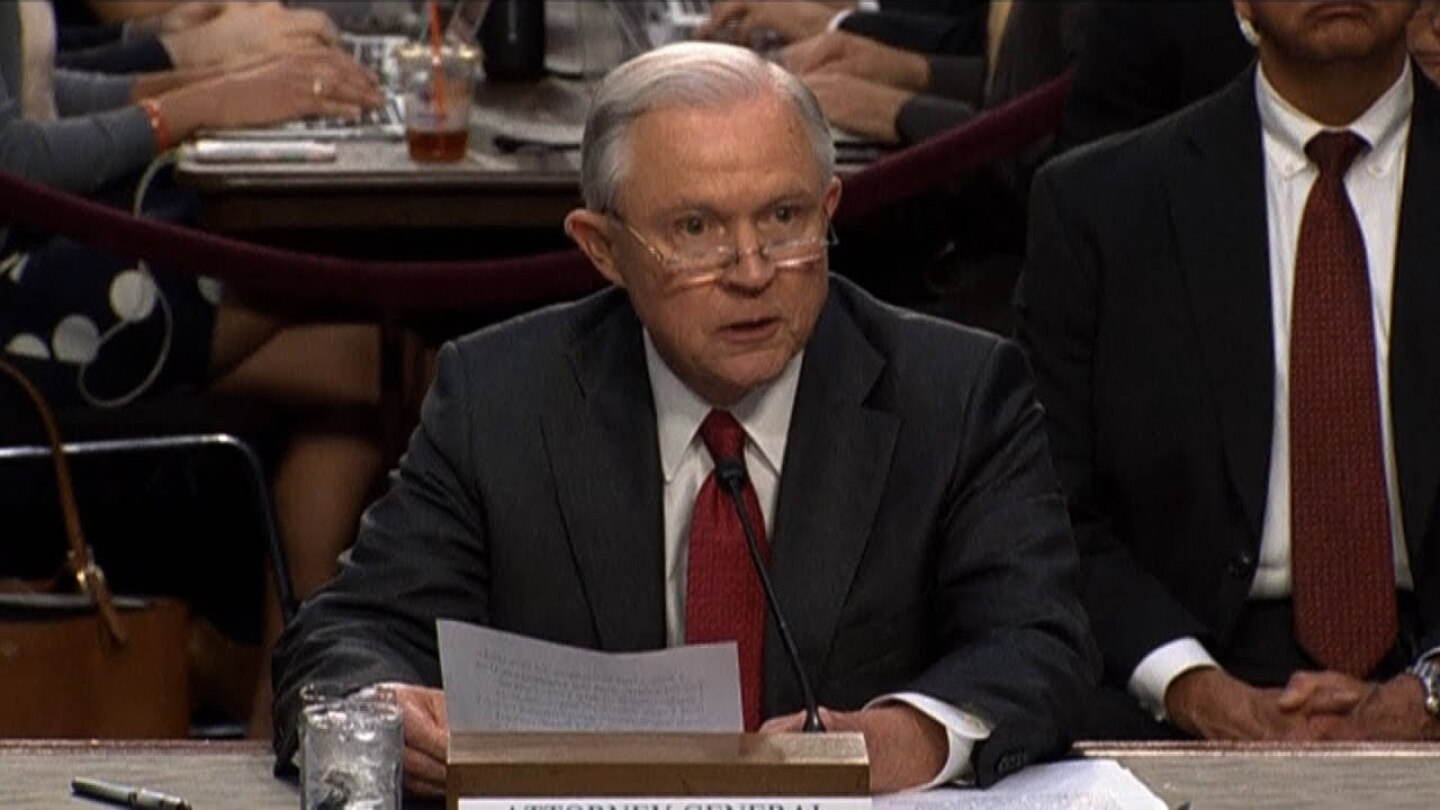 "Jeff Sessions Said ""I Don't Remember"" or ""I Don't Recall"" 26 Times During Senate Intel Testimony"