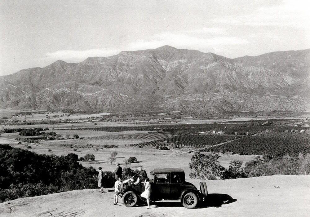 Ojai Valley, Archival