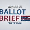 ballot brief spanish