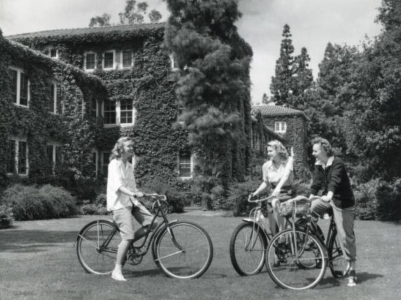 Courtesy of Honnold Mudd Library Special Collections - Claremont Colleges Photo Archive