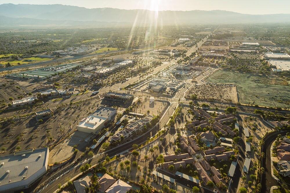 Coachella Valley - Aerial