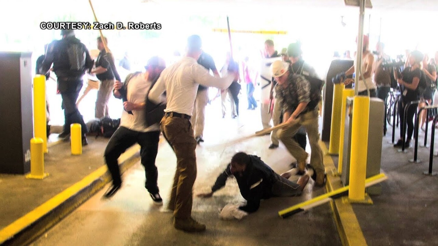 Deandre Harris Was Savagely Beaten by White Supremacists in Virginia. Why Only Two Arrests So Far?