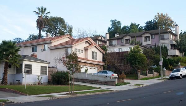 Mixed housing. | Photo: Wendy Cheng