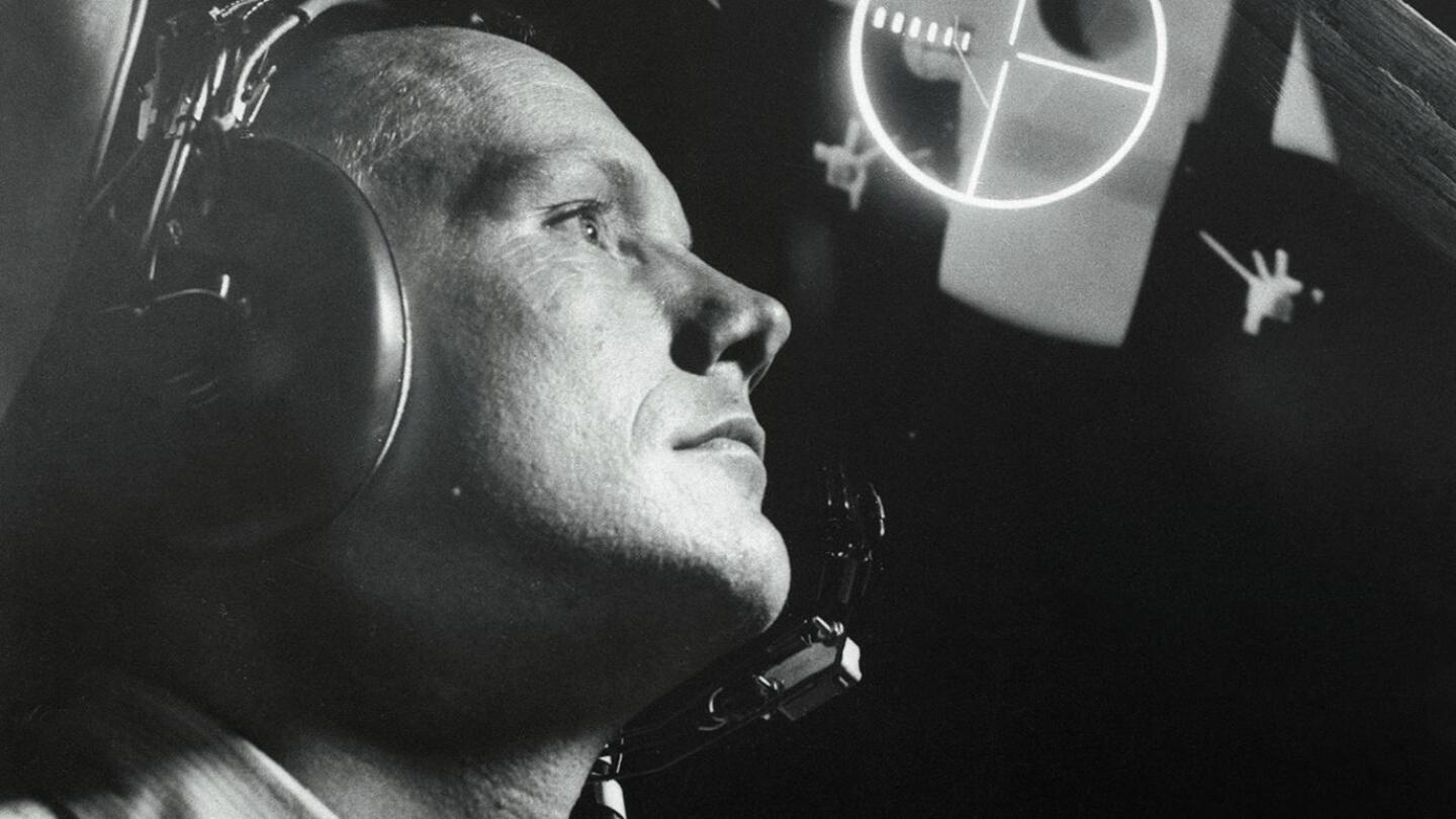 "Neil Armstrong | ""NOVA: First Man on the Moon"""