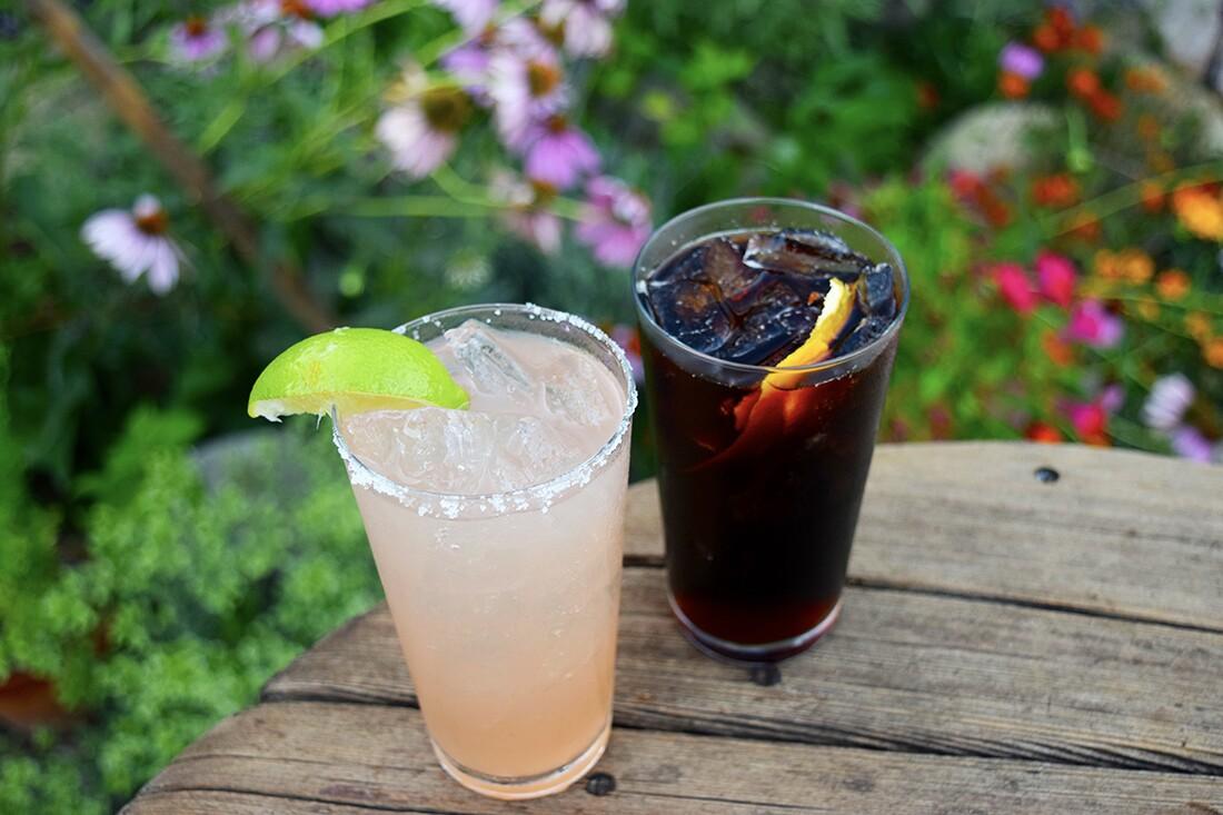 Cocktails at Pico   Danny Jensen