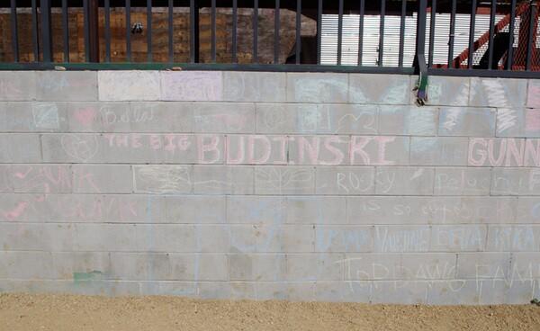 Dog Park Wall I Ed Fuentes