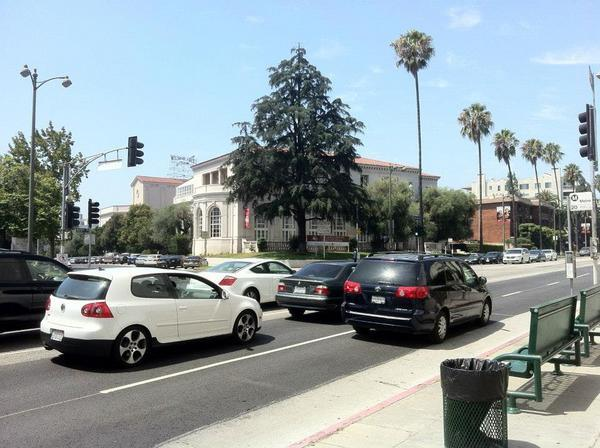 Park Mile -- Wilshire Ebell Theatre