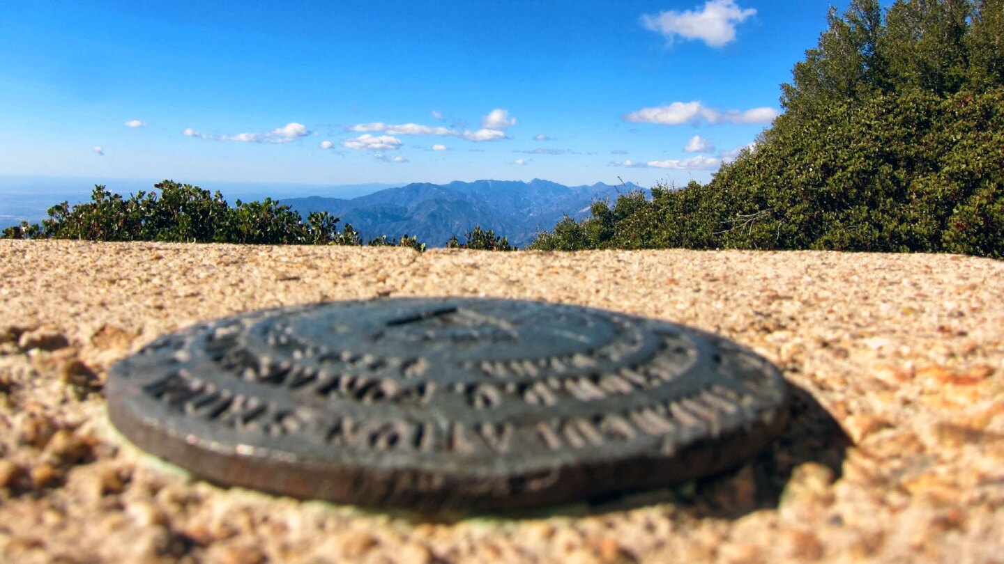 lookout mountain marker