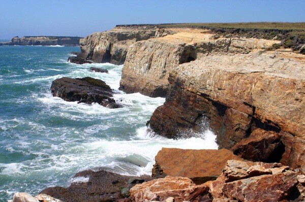 A coastal section of Point Arena-Stornetta Public Lands in Mendocino County, CA.   Photo: Courtesy Bureau of Land Management