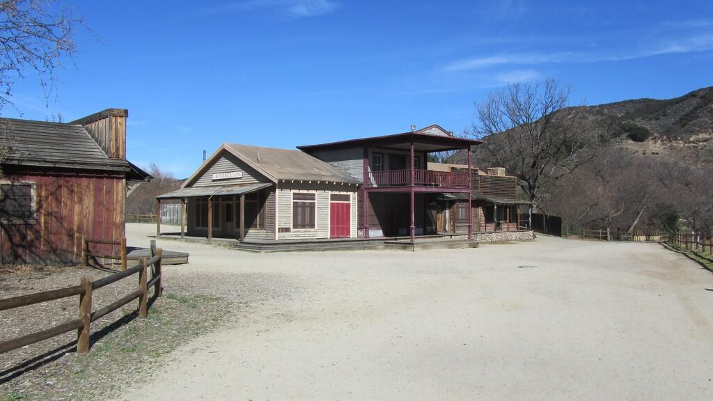 Paramount Ranch in Agoura Hills, CA I Photo: David Jones/Flickr