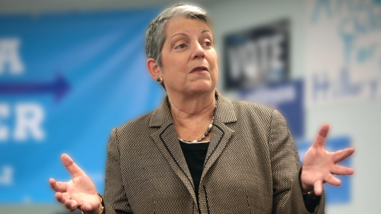 University of California President Janet Napolitano  | photo Gage Skidmore