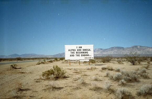 California City signage