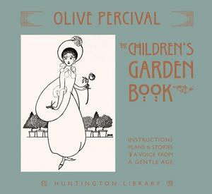 Children's Gardening book, authored by Percival