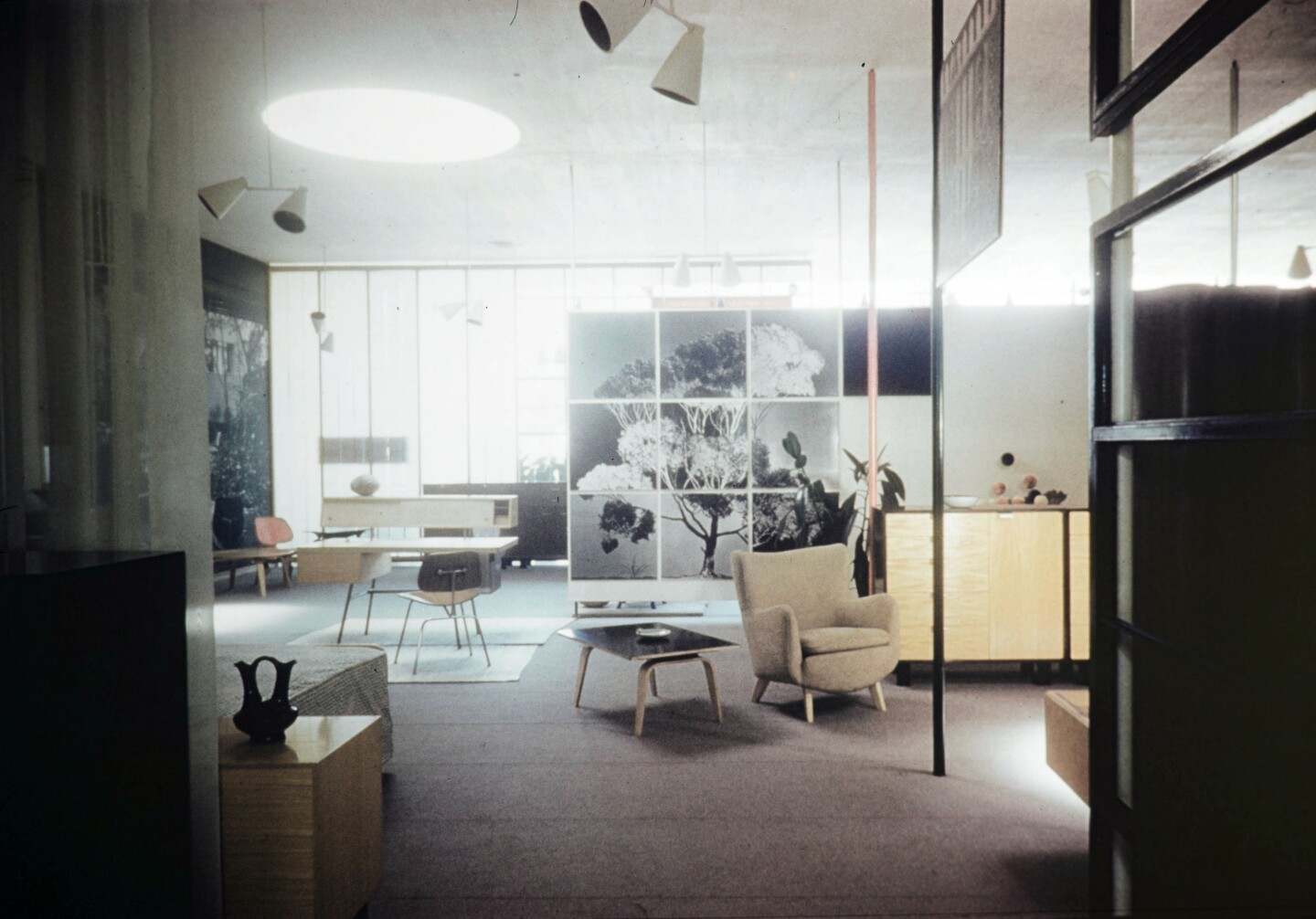 Herman Miller showroom, 1949
