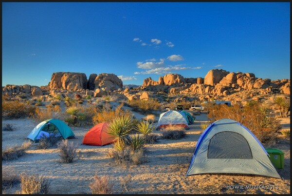 Jumbo Rocks Campground in Joshua Tree National Park reopened this weekend.