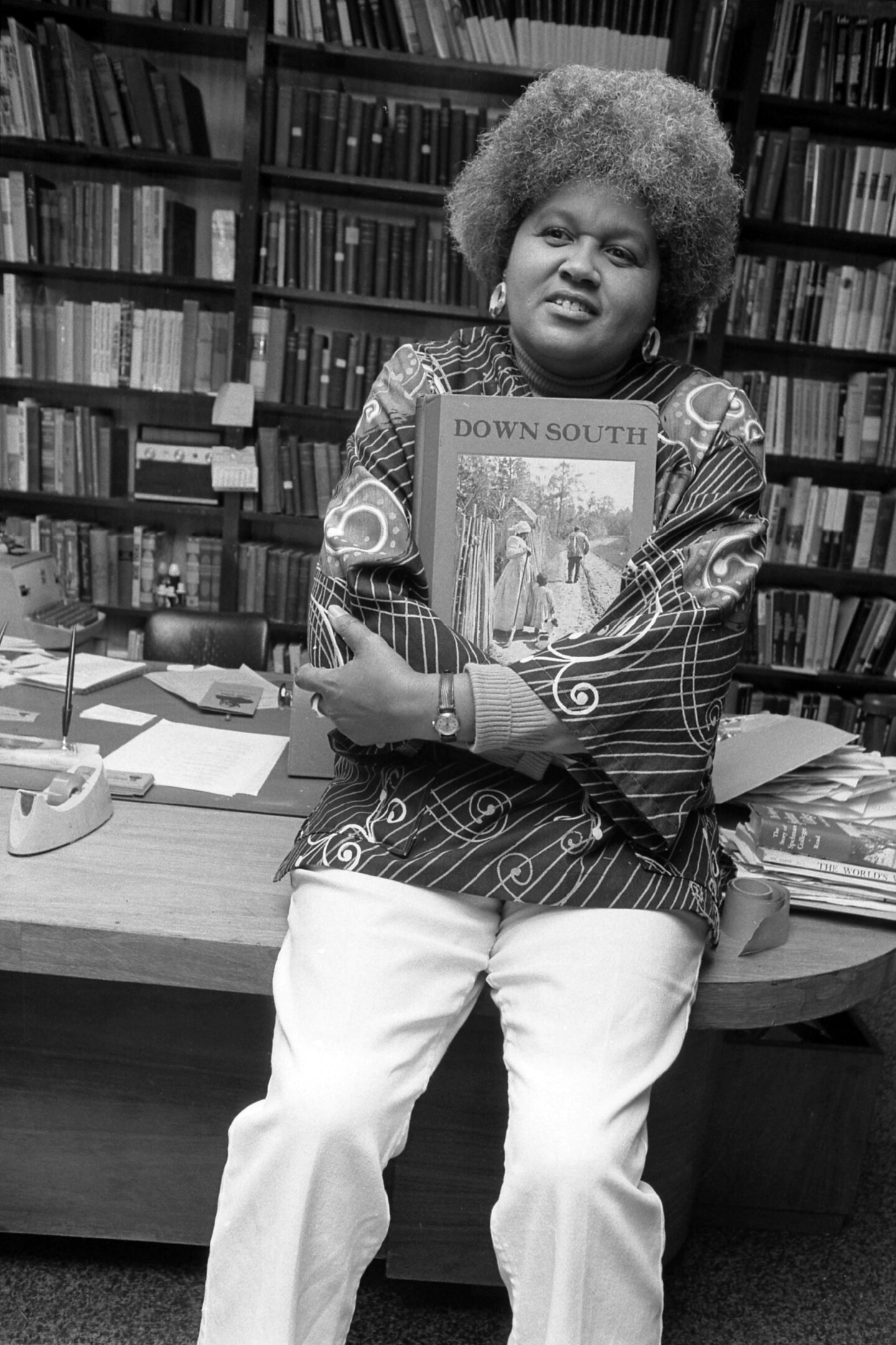 Mayme Clayton, 1973