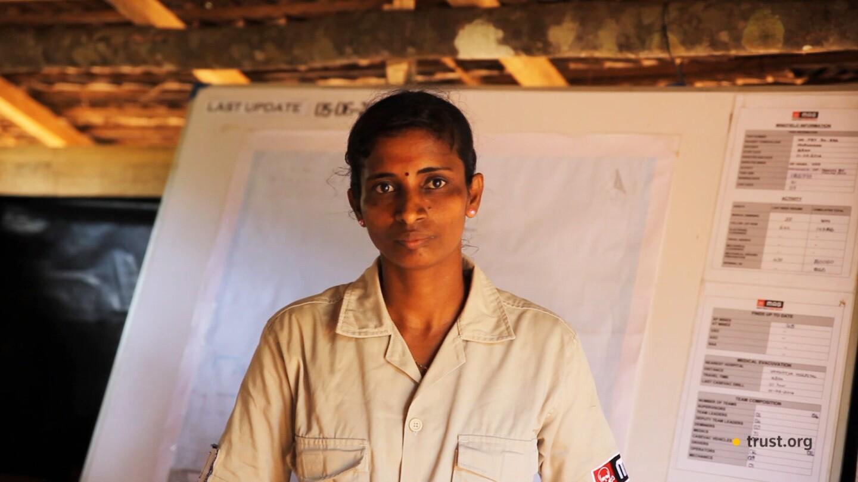 Demining Sri Lanka 1