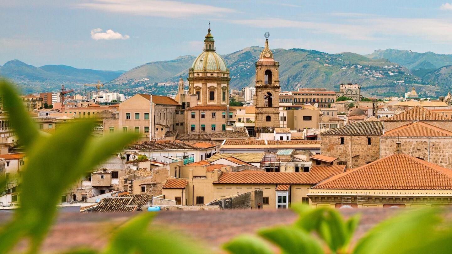 "A picture overlooking the city of Sicily in Italy. | ""Rick Steves' Europe: The Best of Sicily"""
