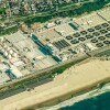 Located near LAX and Dockweiler Beach, the Hyperion Water Reclamation Plant is L.A.'s oldest and largest wastewater treatment facility.   Courtesy Mayor Eric Garcetti's office