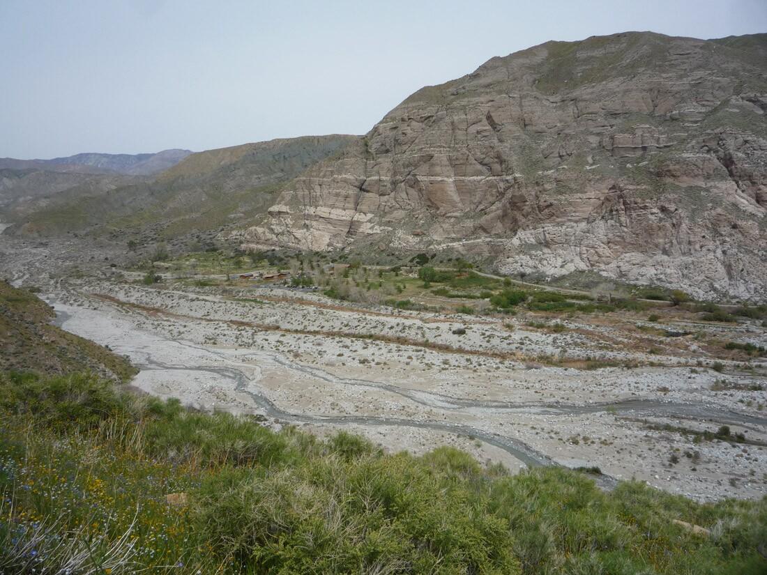 Whitewater Preserve   Sandi Hemmerlein