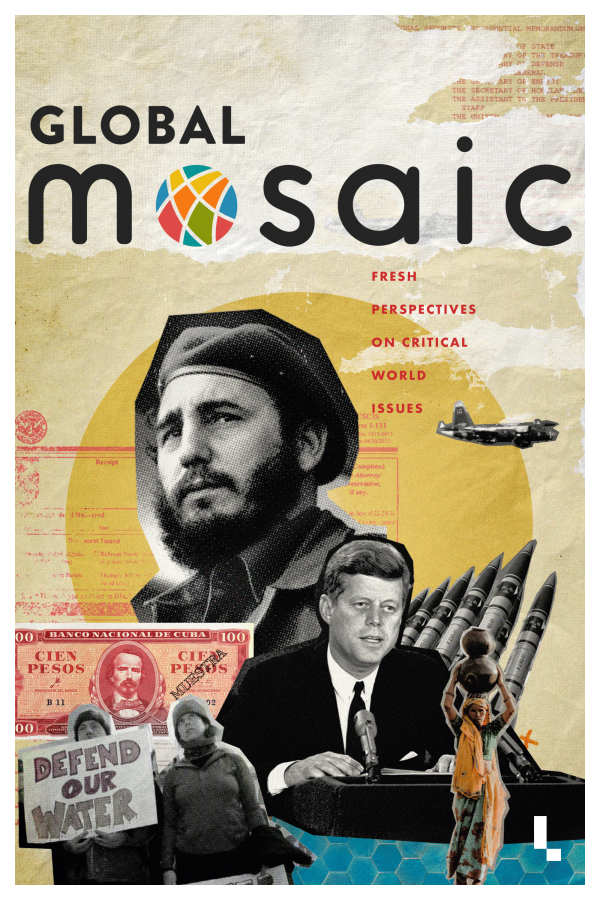 Global Mosaic Show Poster