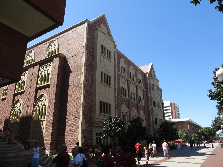 USC Wallis Annenberg Hall